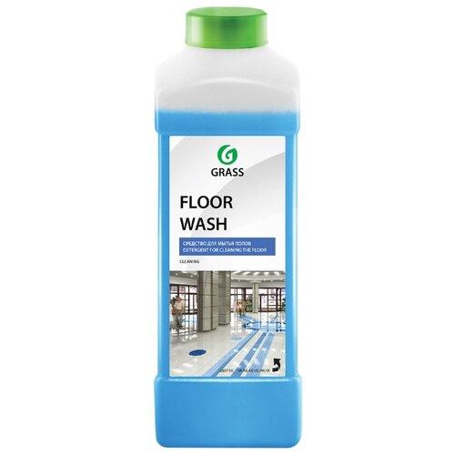 GraSS Средство для мытья полов Floor wash 1 л glorix средство для мытья полов лимонная энергия 1 л