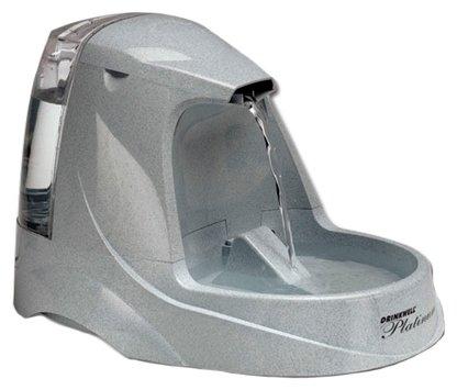 Автопоилка Drinkwell Фонтан для кошек и собак PetSafe Platinum D2EU-RE-20 5 л