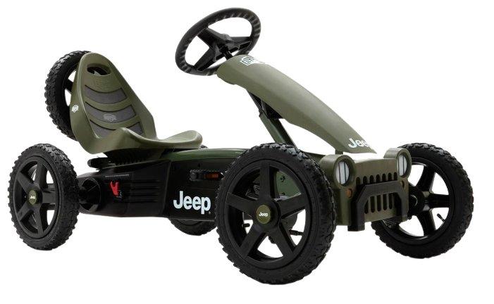 Веломобиль Berg Jeep Adventure