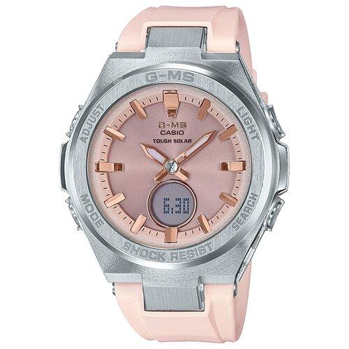 Наручные часы CASIO MSG-S200-4A наручные часы casio gax 100x 4a