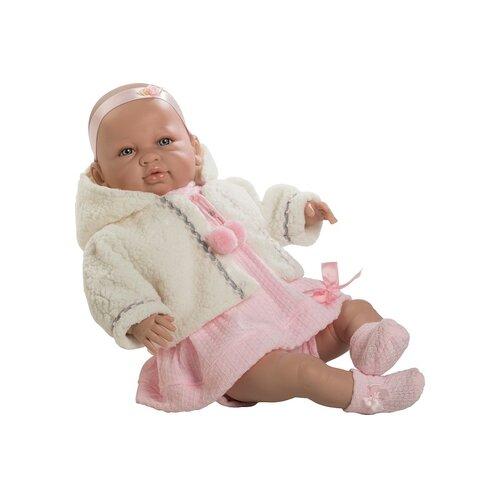 Купить Пупс Munecas Berbesa Sara, 50 см, 5204, Куклы и пупсы