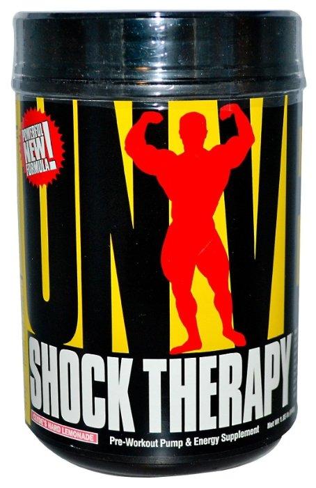 Предтренировочный комплекс Universal Nutrition Shock Therapy (840 г)