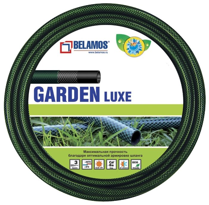 "Шланг BELAMOS Garden Luxe 3/4"" 25 метров"