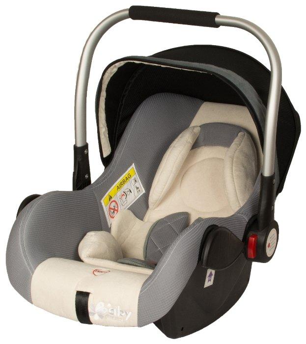 Автокресло группа 0+ (до 13 кг) Baby Protect Lotus