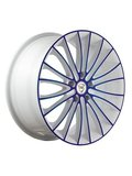 NZ Wheels F-49 W+B 6.5x16/5x112 D57.1 ET33 - фото 1