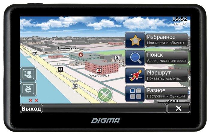 Digma Навигатор Digma AllDrive 505