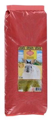 Комбикорм для кроликов Родные корма гранулированный