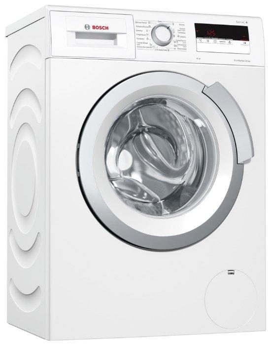 Машина стиральная Bosch WLL 20166 OE, белая