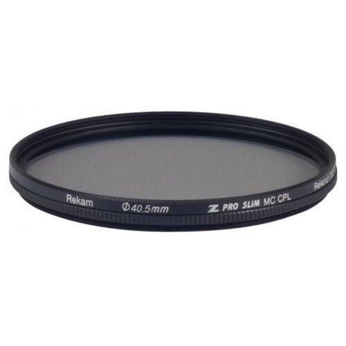 Фото - Светофильтр поляризационный круговой Rekam Z Pro Slim CPL MC 40,5 мм линза xiaomi yi поляризационный фильтр cpl 52мм