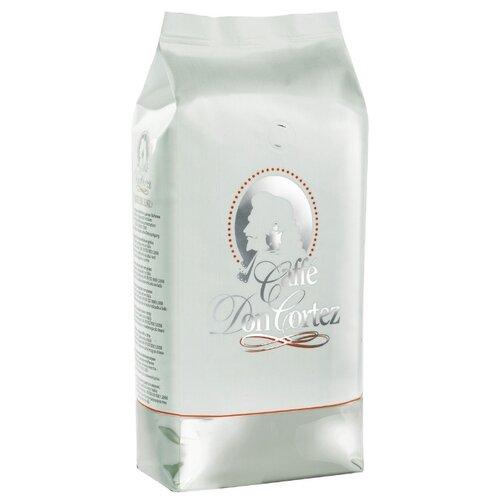 Кофе в зернах Carraro Don Cortez White, арабика, 1000 г кофе в зернах carraro don cortez black 1000гр