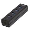 USB-концентратор ORICO H4013-U3, разъемов: 4