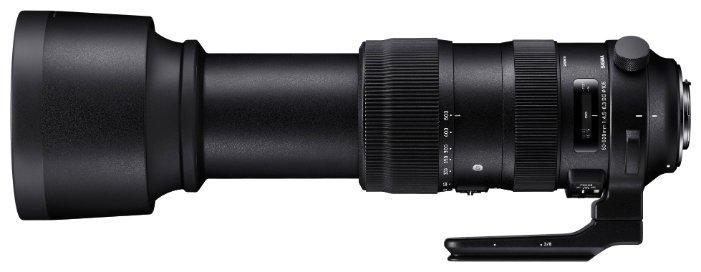 Объектив Sigma AF 60-600mm f/4.5-6.3 DG OS HSM Sports Canon EF