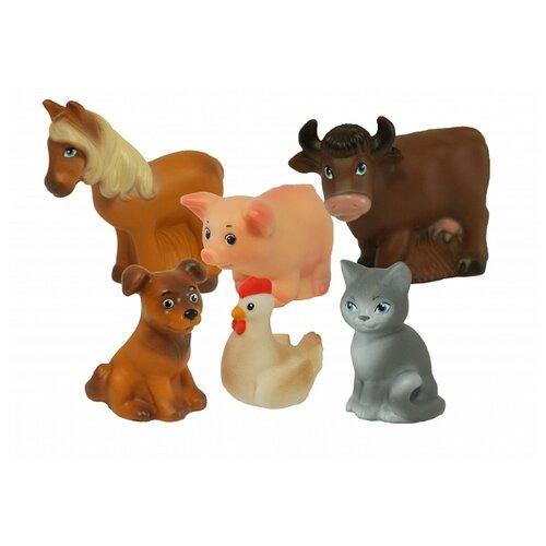 Купить Фигурки Весна Домашние животные В2935, Игровые наборы и фигурки