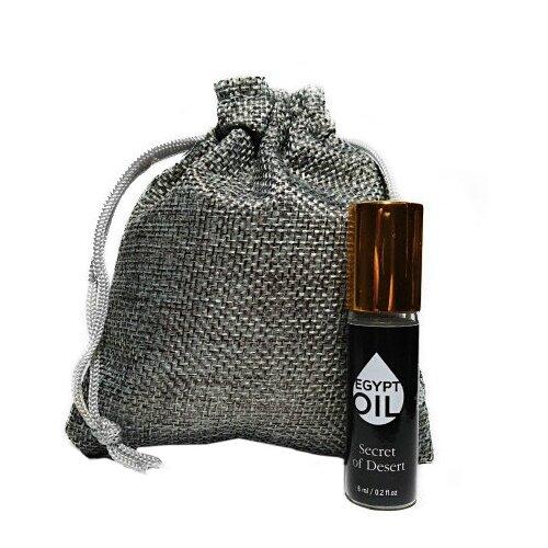 Парфюмерное масло EgyptOil Secret of Desert, 6 мл