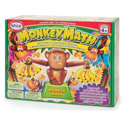 Настольная игра Popular Playthings Мартышкины задачки mikael niemi popular music