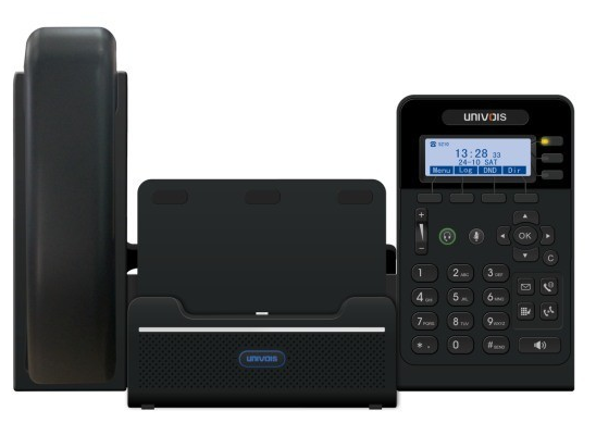 VoIP-телефон UNIVOIS U7KS