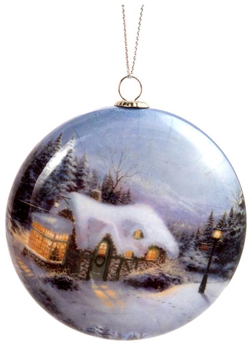 Елочная игрушка Русские подарки Избушка в лесу (171854)