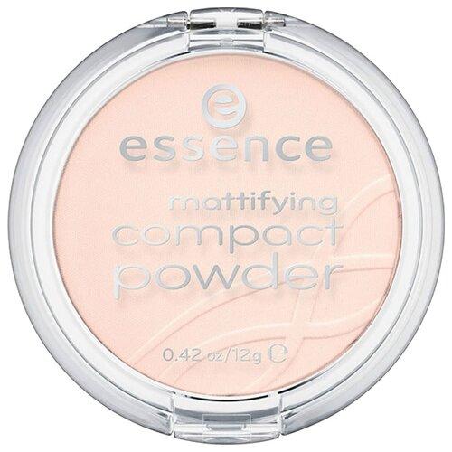 Essence пудра компактная матирующая Mattifying Compact Powder 11 Pastel Beige