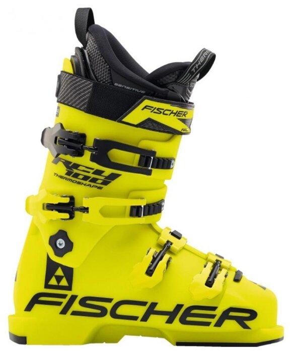Ботинки для горных лыж Fischer RС4 100 Thermoshape
