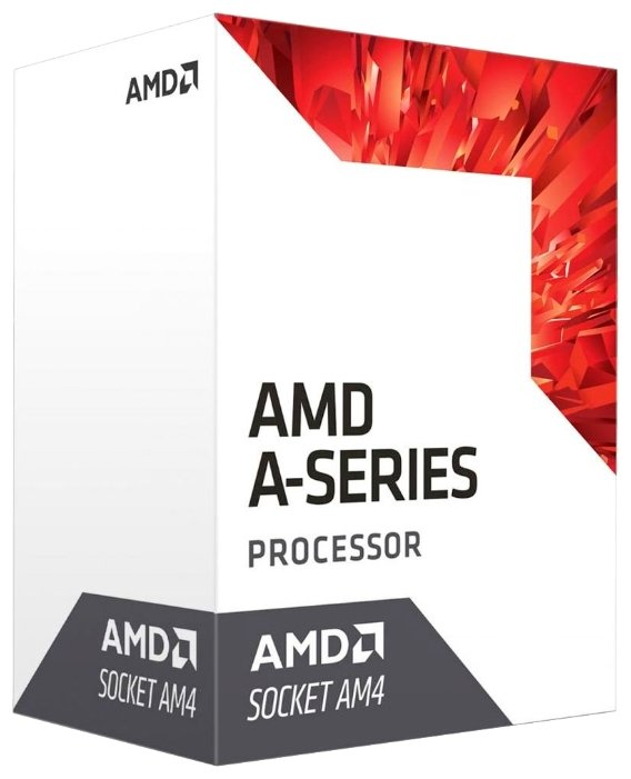 AMD Процессор AMD A6 Bristol Ridge
