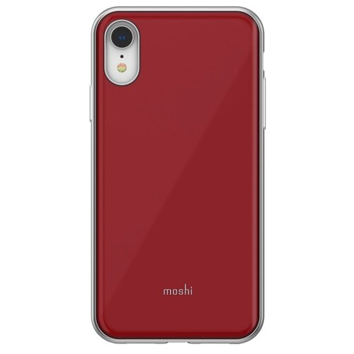 Чехол Moshi iGlaze для Apple iPhone Xr мерло красныйЧехлы<br>