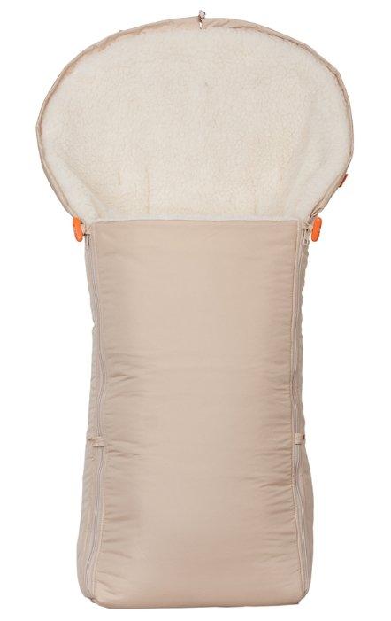 Конверт-мешок Чудо-Чадо меховой Классика 92 см
