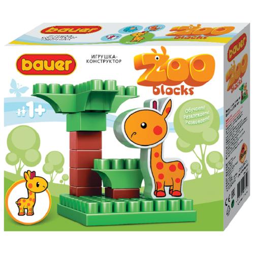 Конструктор Bauer Зооблокс 546 Жираф