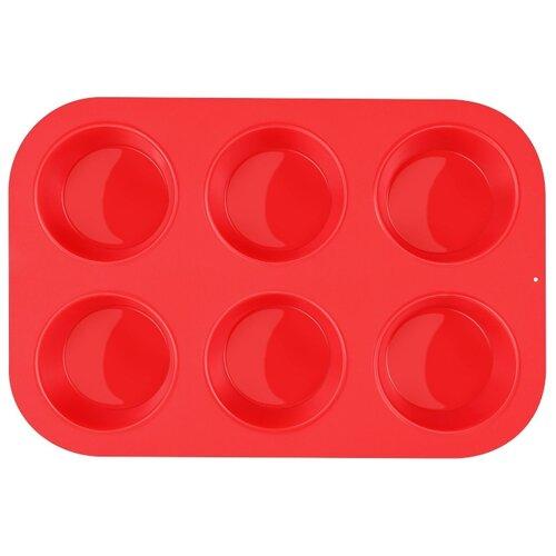 Форма для выпечки силиконовая Tobox YJ-FR005-RUS (25.5х17.5х4 см) форма для выпечки rondell rdf 446
