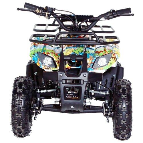Купить MOTAX Квадроцикл Mini Grizlik X-16 800W, разноцветный, Электромобили