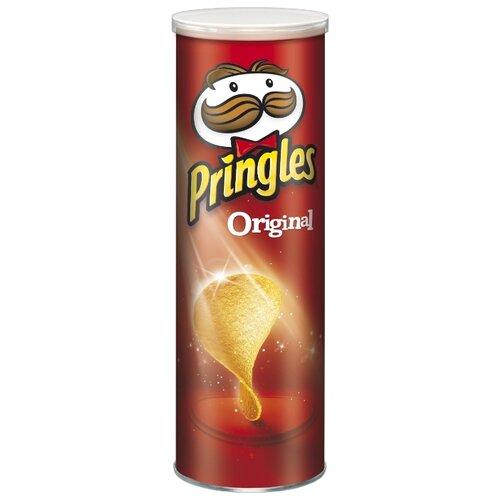 Чипсы Pringles картофельные Original, 165 г
