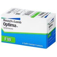Контактные линзы Bausch & Lomb Optima FW 4 шт (8.7, -3.00)