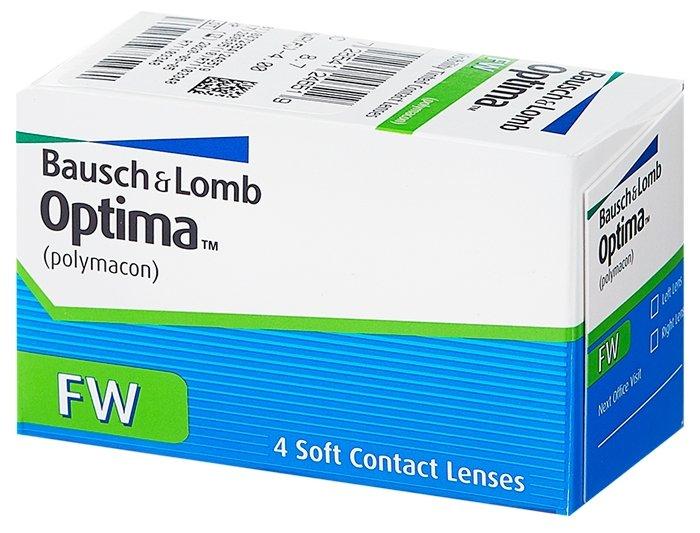 Bausch&Lomb Optima FW (4 линзы)