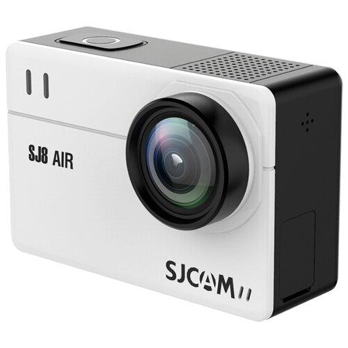 Фото - Экшн-камера SJCAM SJ8 Air (Full box) белый видеокамера экшн sjcam sj5000 белый