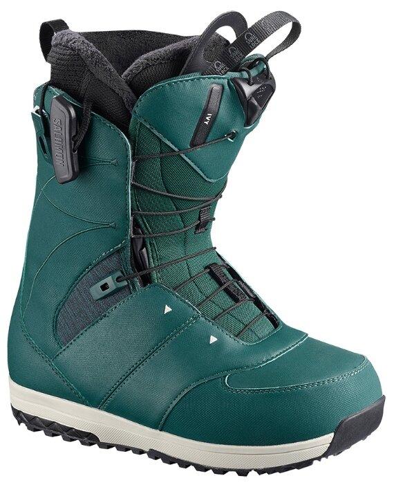 Ботинки для сноуборда Salomon Ivy Deep Teal