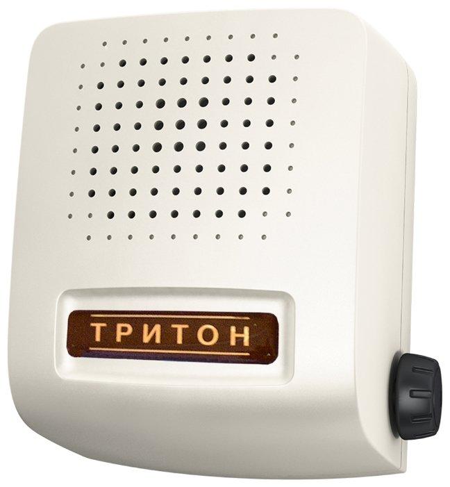 Звонок ТРИТОН Соло СЛ-03Р электронный проводной (количество мелодий: 1)