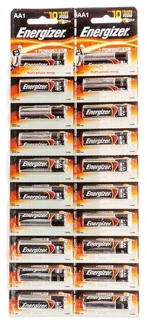 Батарейка AA Energizer (R6)
