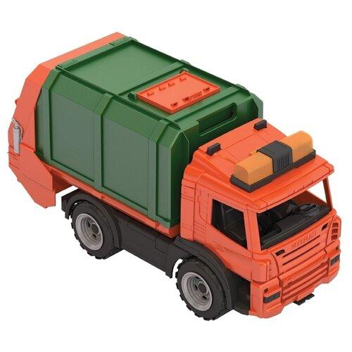Мусоровоз Нордпласт Спецтехника (202) 48.5 см машины нордпласт мусоровоз спецтехника