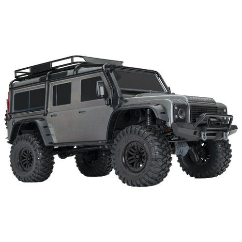 Купить Внедорожник Traxxas TRX-4 Land Rover Defender 1/10 (82056-4) 1:10 58.61 см черный, Радиоуправляемые игрушки