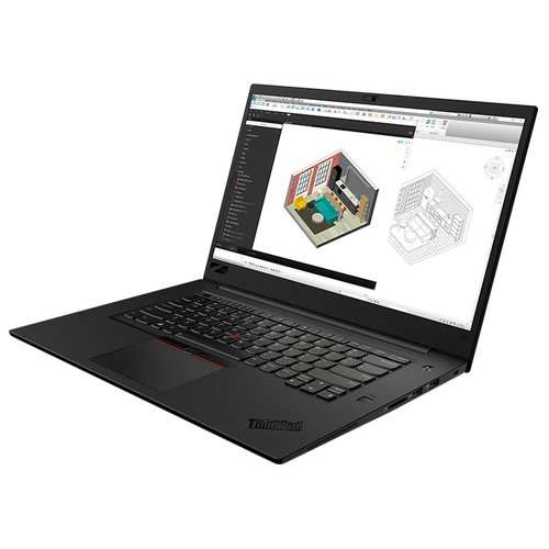 Купить Ноутбук Lenovo ThinkPad P1 (Intel Core i7 8750H 2200 MHz/15.6 /3840x2160/16GB/512GB SSD/DVD нет/NVIDIA Quadro P1000/Wi-Fi/Bluetooth/Windows 10 Pro) 20MD0017RT черный