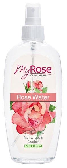 My Rose Розовая вода Rose Освежающий спрей для лица и тела 220 мл