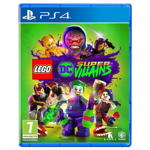 Игра для PlayStation 4 LEGO DC Super-Villains