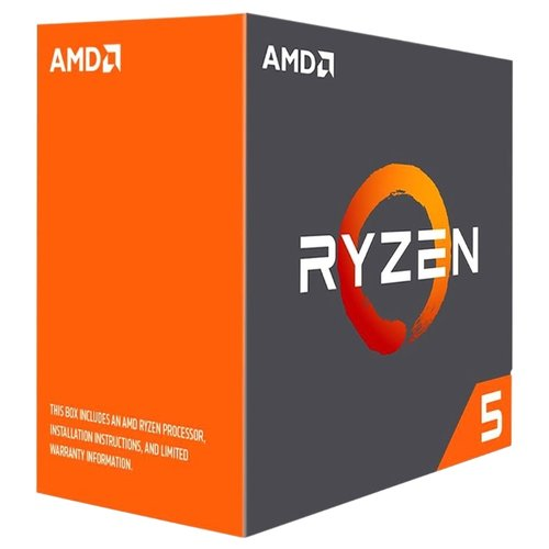 Процессор AMD Ryzen 5 1600X Summit Ridge (AM4, L3 16384Kb) BOX