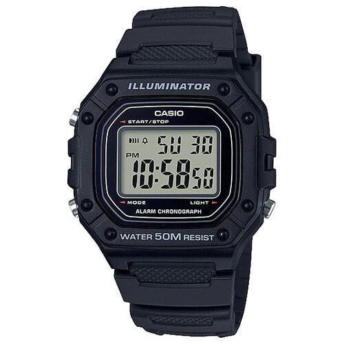 Наручные часы CASIO W-218H-1A casio w s210h 1a