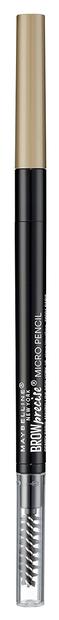 Maybelline New York карандаш для бровей Brow Precise Micro Pencil
