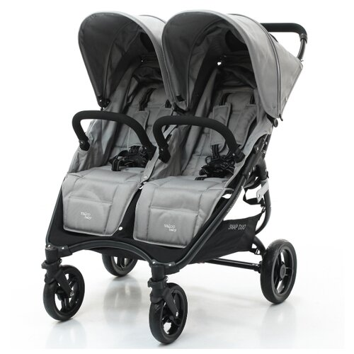 цена на Прогулочная коляска Valco Baby Snap Duo cool grey