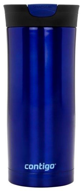 Теpмокружка Contigo Huron с замком морская, арт.0551