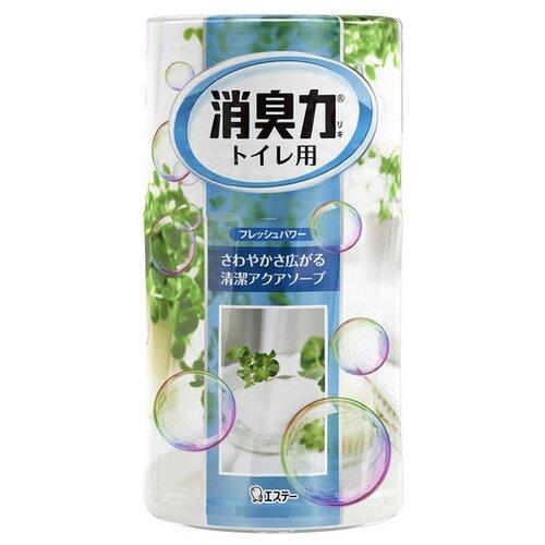 Shoshu-Riki дезодорант–ароматизатор для туалета с ароматом свежести 400 мл 1 шт.