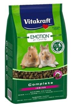 Корм для крольчат Vitakraft Emotion Complete