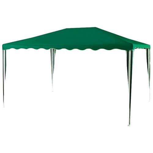 Шатер Green Glade 1029, 3 х 4 х 2.5 м зеленый / белый