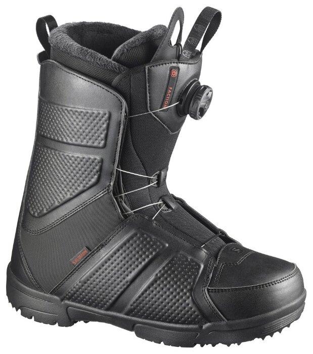 Ботинки для сноуборда Salomon Faction Boa